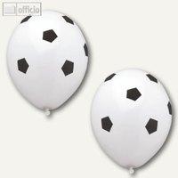 Artikelbild: Luftballons Fußball