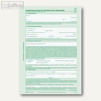 Artikelbild: Anstellungsvertrag kaufmännische Angestellte