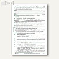 Artikelbild: Mietvertrag Einfamilienhaus