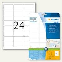 Artikelbild: Adressetiketten Premium - 63.5 x 33.9 mm