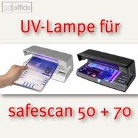 Artikelbild: UV-Ersatzlampe für Geldscheinprüfgeräte Safescan 50 + 70