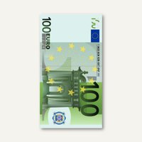 Artikelbild: Motivservietten One Hundred Euro