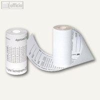 Artikelbild: HAUG Thermopapierrolle für digitale Fahrtenschreiber