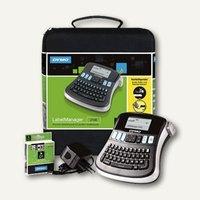 Artikelbild: Beschriftungssystem LabelManager 210D Kofferset + Netzteil