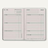 Artikelbild: Chronobook Taschenkalender Black & White - ca. A6