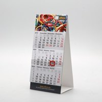 Artikelbild: 3-Monats-Tischkalender