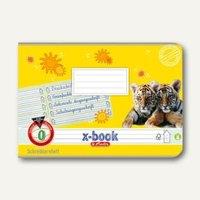 Artikelbild: Schreiblernheft x.book DIN A5 quer
