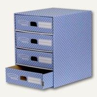 Artikelbild: BANKERS BOX STYLE Archiv-Schubladenbox