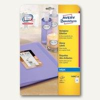 Artikelbild: Produktetiketten zur Warenauszeichnung