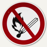 Artikelbild: Verbotsschildfolie - Feuer