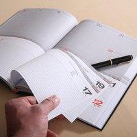Artikelbild: OpenDesign Doppel-Buchkalender 2 in 1 - Woche & Tag