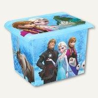 Artikelbild: Aufbewahrungsbox Fashion-Box Frozen - 20.5 Liter