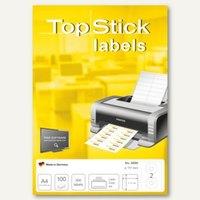 Artikelbild: Topstick CD Etiketten - Ø117 mm