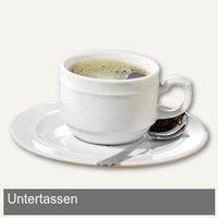 Artikelbild: Kaffee- & Suppenuntertassenset ALICE - 6-teilig