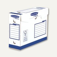 Artikelbild: Bankers Box Basic Archiv-Schachtel Heavy Duty