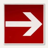 Artikelbild: Hinweisschild - Brandschutz / Richtungsangabe