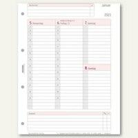 Artikelbild: Zeitplaner Kalendereinlage DIN A4