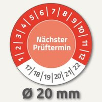 Artikelbild: Prüfplakette NÄCHSTER PRÜFTERMIN