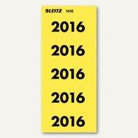Artikelbild: Ordner-Inhaltsschild Jahreszahl 2016