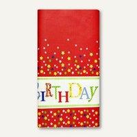 Artikelbild: Motiv-Tischdecke Happy Birthday