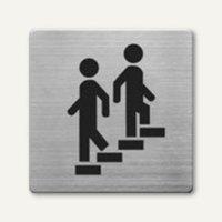 Artikelbild: quadratische Piktogramme Treppe