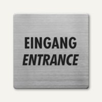 Artikelbild: quadratische Piktogramme Eingang