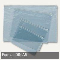 Artikelbild: Gleitverschluss-Tasche Clear bag DIN A5