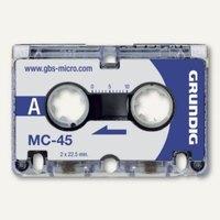 Artikelbild: Micro-Kassette MC45