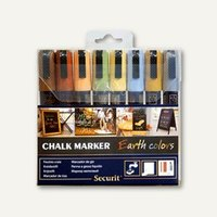 Artikelbild: Kreidemarker Earth Colors