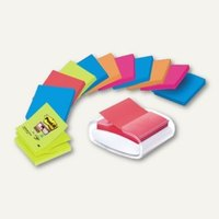 Artikelbild: Super Sticky Z-Notes Spender inkl. 12 Blöcke Z-Notes 76 x 76 mm