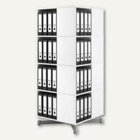 Artikelbild: Rotafile quadratische Ordner-Säulen SQUAREFILE