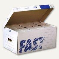 Artikelbild: Archivschachtel-Container für Archiv-Schachteln