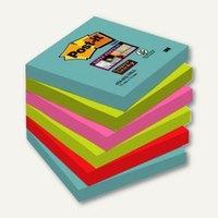 Artikelbild: Haftnotizen Super Sticky Miami Collection