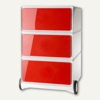 Artikelbild: Rollcontainer easyBox - 3 Schubladen