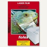 Artikelbild: Laserfolie Folaproof Laserfilm/F