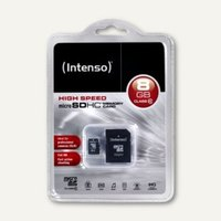 Artikelbild: Micro-SDHC Speicherkarte Class 10