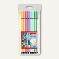Artikelbild: Fasermaler Pen 68 Pastel