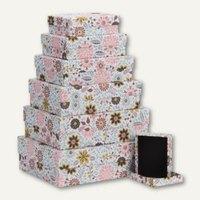 Artikelbild: Aufbewahrungs-/Geschenkbox FLORA
