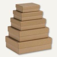 Artikelbild: Aufbewahrungs-/Geschenkbox CHRISTMAS STARS