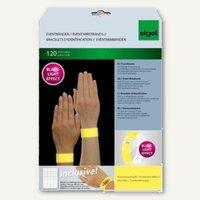 Artikelbild: Eventbänder Super Soft m. Etiketten