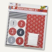 Artikelbild: Adventskalender-Set - 24 Adventstütchen STYLE