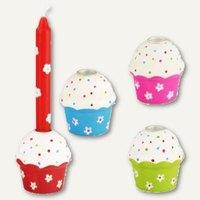 Artikelbild: Kerzenhalter Cupcake