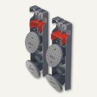 Artikelbild: Wechselfuß-Set   Tellerfüße SafetyClix - für Hailo Leitern