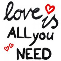 Artikelbild: Servietten SPRUCH All you need