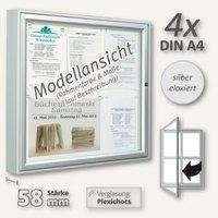 Artikelbild: Außenschaukasten 55 x 75 x 5.8 cm