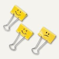 Artikelbild: Foldback-Klammern mit Emoji/Motiv