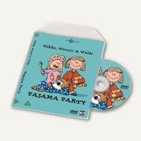 Artikelbild: DVD Schutz-Hüllen im Cover-Format