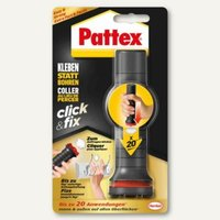 Artikelbild: Montagekleber-Stempel KLEBEN STATT BOHREN click & fix