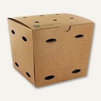 Artikelbild: Pommes-Frites-Boxen pure - 100% Fair