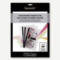 Artikelbild: Menü-Folien für Inkjet-Drucker